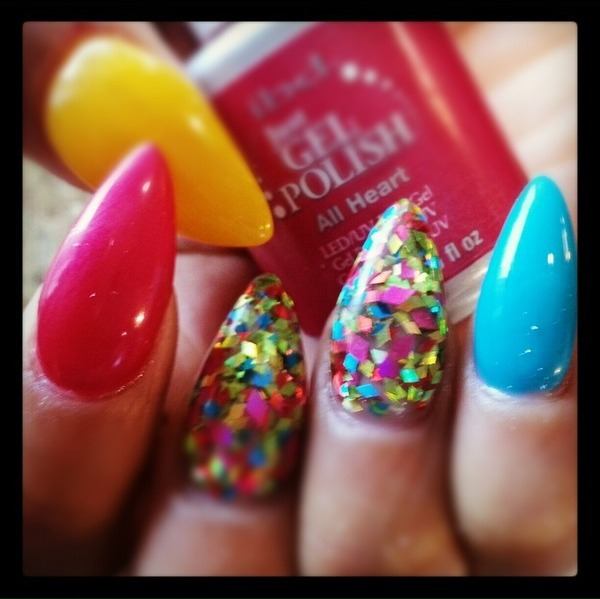 Why gel nails instead of acrylic